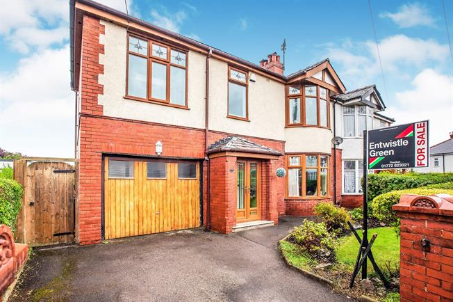 4 Bedroom Semi Detached House For Sale in Preston for Asking Price