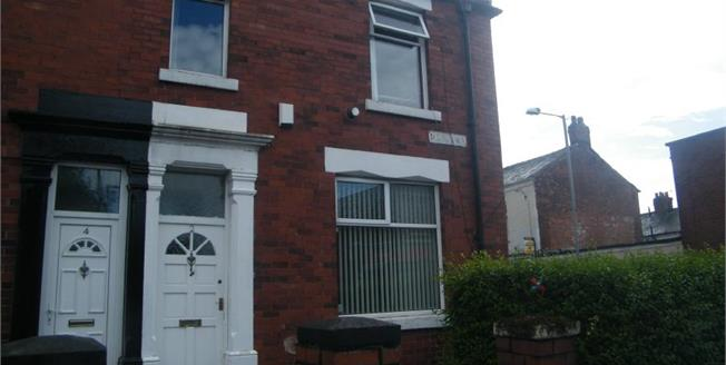 Offers in the region of £75,000, 3 Bedroom Terraced House For Sale in Preston, PR1
