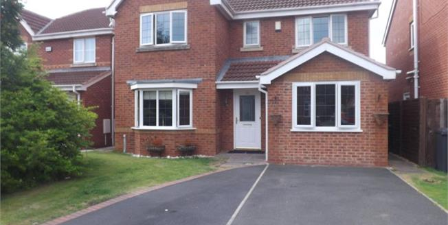 Asking Price £220,000, 4 Bedroom Detached House For Sale in Ribbleton, PR2