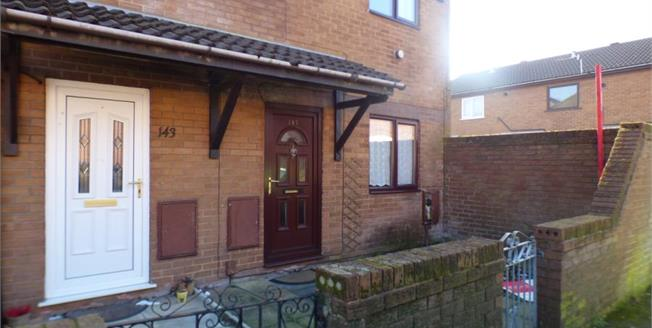 Offers in the region of £90,000, 3 Bedroom Semi Detached House For Sale in Preston, PR1