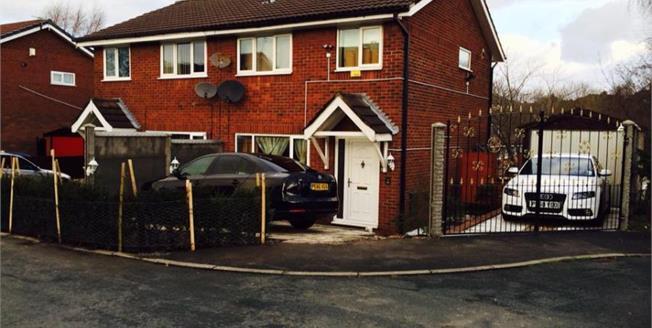 Offers in the region of £130,000, 3 Bedroom Semi Detached House For Sale in Preston, PR1