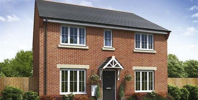 £299,995, 4 Bedroom Detached House For Sale in Clayton-le-Woods, PR6