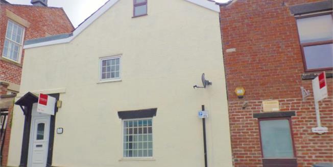 Offers in the region of £80,000, 2 Bedroom Terraced House For Sale in Preston, PR1