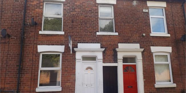 Offers in the region of £85,000, 2 Bedroom Terraced House For Sale in Ashton-on-Ribble, PR2