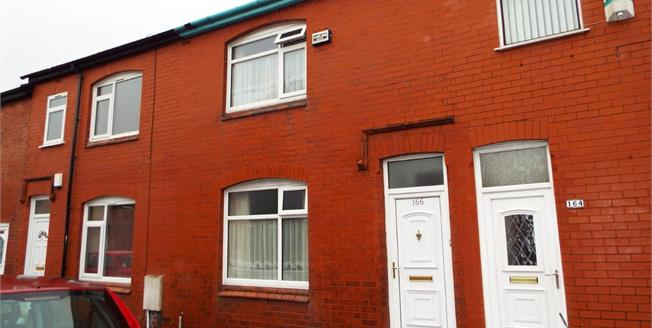 Offers in the region of £75,000, 2 Bedroom Terraced House For Sale in Ashton-on-Ribble, PR2