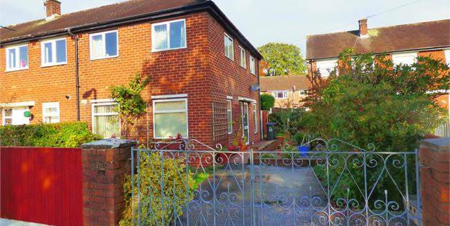 Offers Over £90,000, 3 Bedroom Semi Detached House For Sale in Ashton-on-Ribble, PR2
