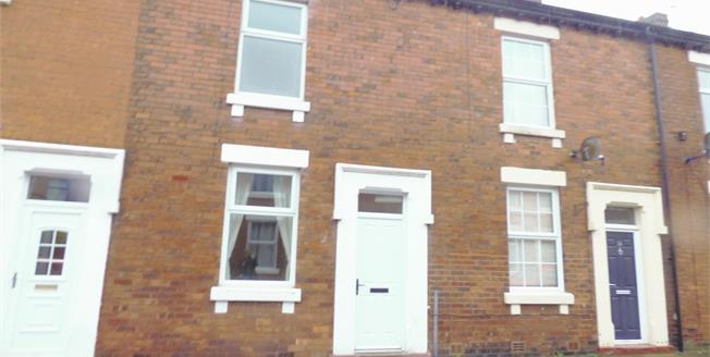 Asking Price £84,950, 2 Bedroom Terraced House For Sale in Ashton-on-Ribble, PR2