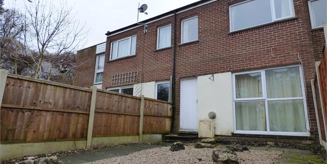 Asking Price £104,000, 4 Bedroom Terraced House For Sale in Ashton-on-Ribble, PR2
