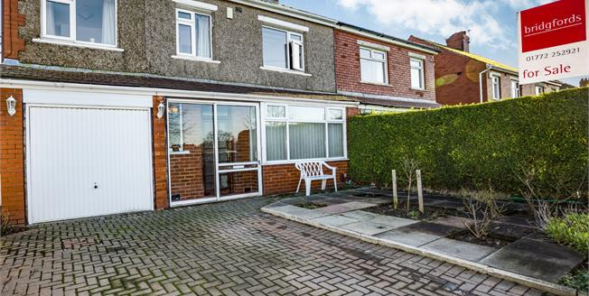 Offers Over £165,000, 4 Bedroom Semi Detached House For Sale in Lea, PR2