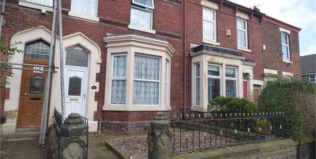 Offers in the region of £75,000, 2 Bedroom Terraced House For Sale in Preston, PR1