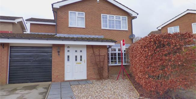 Offers in the region of £190,000, 4 Bedroom Detached House For Sale in Newton, PR4