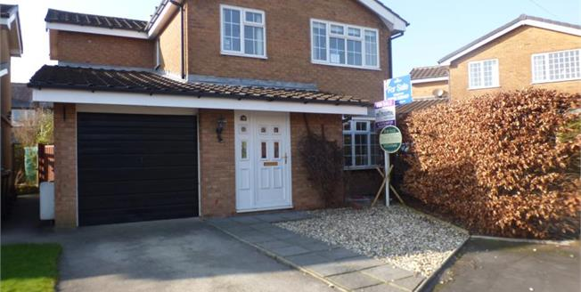 Asking Price £184,950, 4 Bedroom Detached House For Sale in Newton, PR4