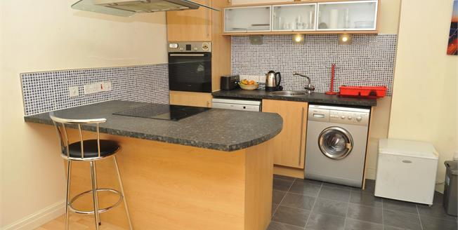 Asking Price £87,500, 1 Bedroom Flat For Sale in Preston, PR1
