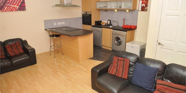 Offers Over £75,000, 1 Bedroom Flat For Sale in Preston, PR1