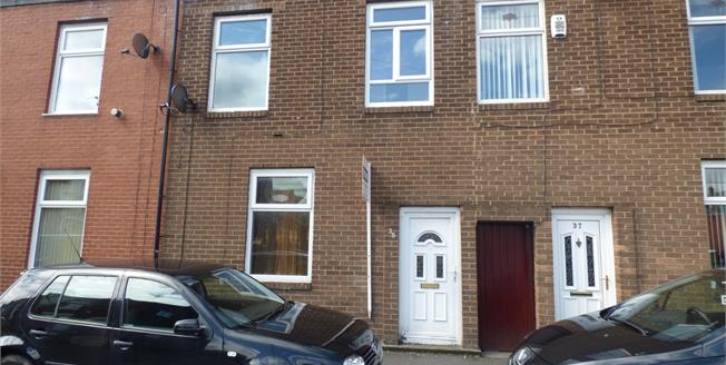 Offers in the region of £65,000, 3 Bedroom Terraced House For Sale in Preston, PR1