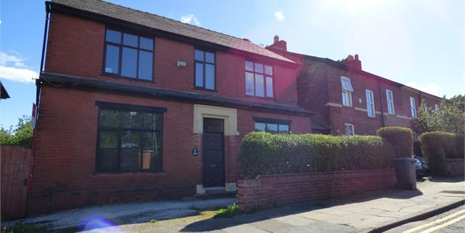 Offers Over £230,000, 3 Bedroom Detached House For Sale in Ashton-on-Ribble, PR2