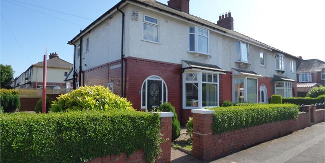 Offers in the region of £130,000, 3 Bedroom Semi Detached House For Sale in Ashton-on-Ribble, PR2