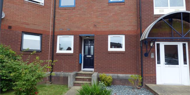 Offers in the region of £100,000, 2 Bedroom Flat For Sale in Ashton-on-Ribble, PR2