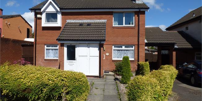 Offers in the region of £50,000, 1 Bedroom Flat For Sale in Preston, PR1