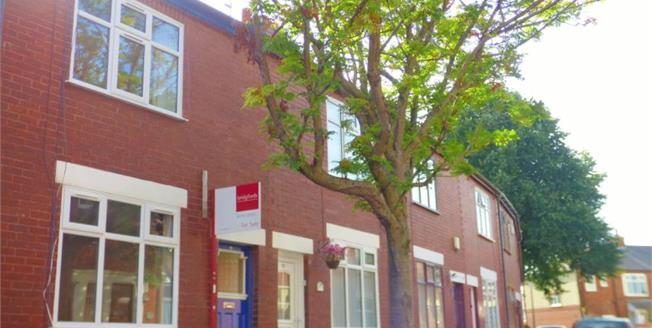 Offers in the region of £95,000, 2 Bedroom Terraced House For Sale in Ashton-on-Ribble, PR2