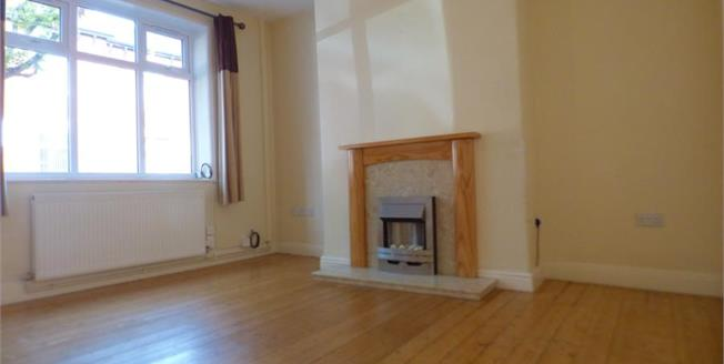Offers in the region of £90,000, 2 Bedroom Terraced House For Sale in Ashton-on-Ribble, PR2