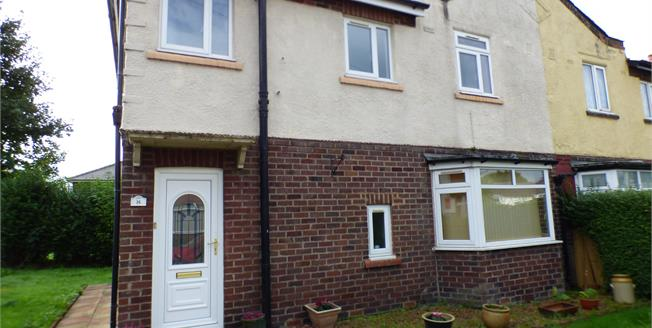Offers in the region of £110,000, 3 Bedroom Semi Detached House For Sale in Preston, PR1