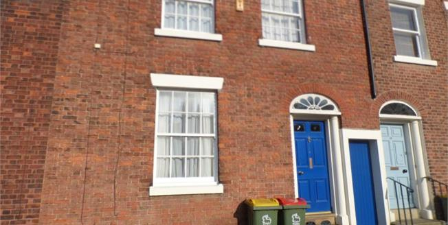 Offers in the region of £180,000, 4 Bedroom Terraced House For Sale in Preston, PR1