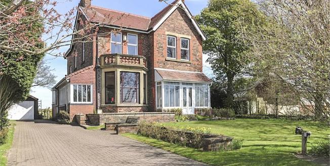 Asking Price £600,000, 5 Bedroom Detached For Sale in Billinge, WN5