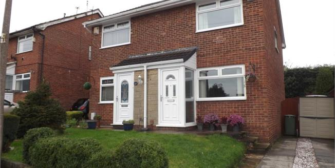 Offers Over £98,500, 2 Bedroom Semi Detached House For Sale in St. Helens, WA11