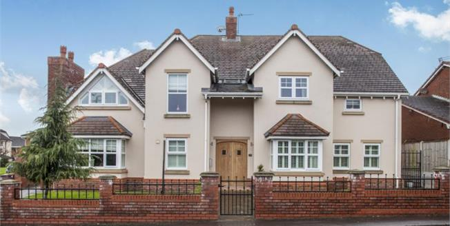 Offers in excess of £625,000, 6 Bedroom Detached House For Sale in Prescot, L35