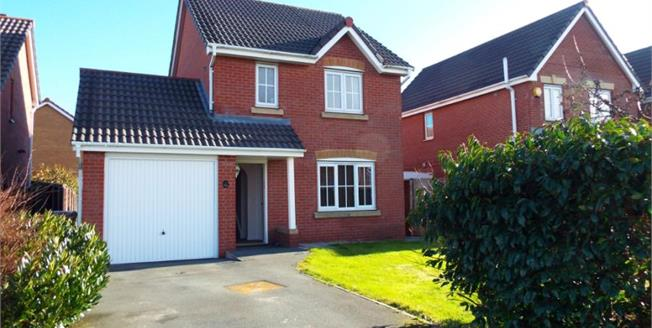 Offers Over £145,000, 3 Bedroom Detached House For Sale in St. Helens, WA9