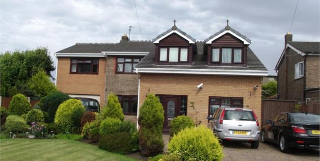 Offers in excess of £300,000, 4 Bedroom Detached House For Sale in Knowsley, L34