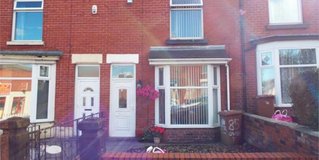 £110,000, 3 Bedroom Terraced House For Sale in St. Helens, WA10