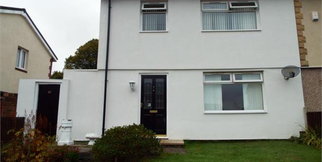 Offers Over £85,000, 3 Bedroom Semi Detached House For Sale in St. Helens, WA11