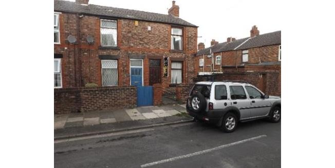 Offers Over £55,000, 2 Bedroom Terraced House For Sale in St. Helens, WA10