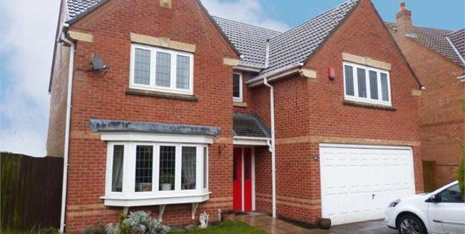 Asking Price £280,000, 4 Bedroom Detached House For Sale in St. Helens, WA9