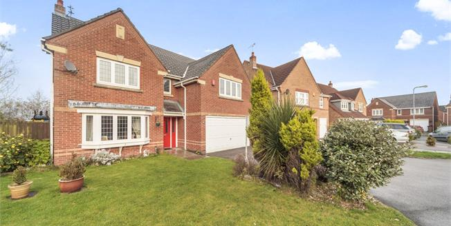 Asking Price £260,000, 4 Bedroom Detached House For Sale in St. Helens, WA9