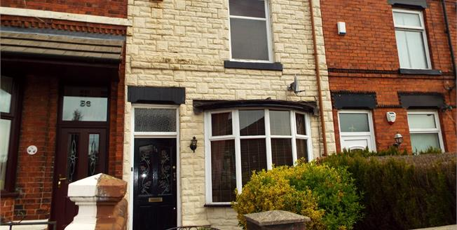 Offers Over £70,000, 2 Bedroom End of Terrace House For Sale in St. Helens, WA10