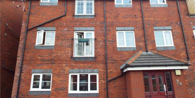 £60,000, 2 Bedroom Flat For Sale in St. Helens, WA9