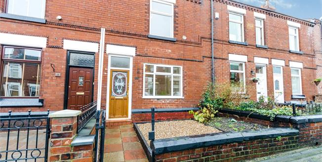 Offers Over £120,000, 3 Bedroom For Sale in Dentons Green, WA10