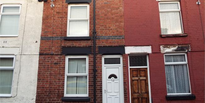 Offers Over £60,000, 2 Bedroom For Sale in St. Helens, WA10