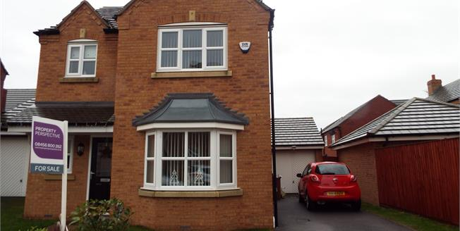 Asking Price £192,000, 3 Bedroom Detached House For Sale in St. Helens, WA9