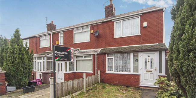 Offers Over £75,000, 2 Bedroom Terraced House For Sale in St. Helens, WA11