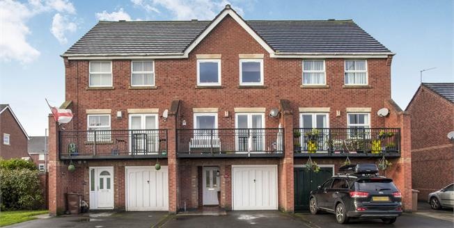 Offers Over £155,000, 4 Bedroom Terraced House For Sale in St. Helens, WA9