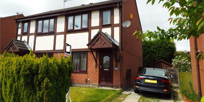 Asking Price £100,000, 2 Bedroom Semi Detached House For Sale in St. Helens, WA10