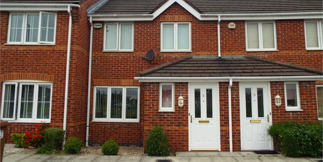 Asking Price £110,000, 2 Bedroom Terraced House For Sale in St. Helens, WA9