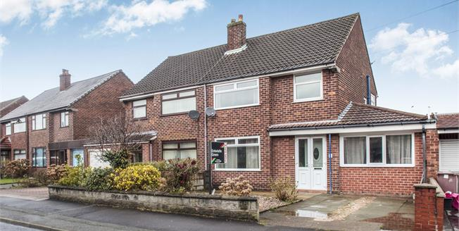 Offers Over £210,000, 4 Bedroom Semi Detached House For Sale in Eccleston, WA10