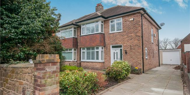 Offers Over £210,000, 3 Bedroom Semi Detached House For Sale in St. Helens, WA10