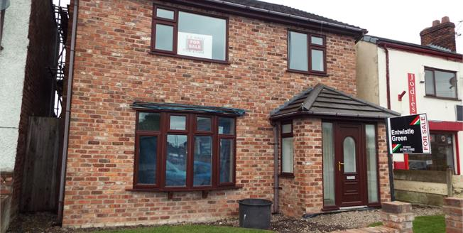Price on Application, 3 Bedroom Detached House For Sale in Newton-le-Willows, WA12