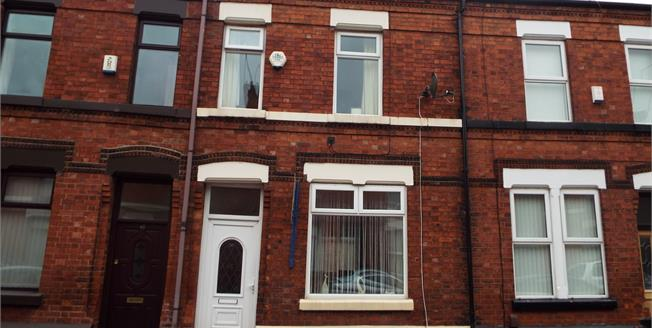 Offers Over £75,000, 2 Bedroom Terraced House For Sale in St. Helens, WA10
